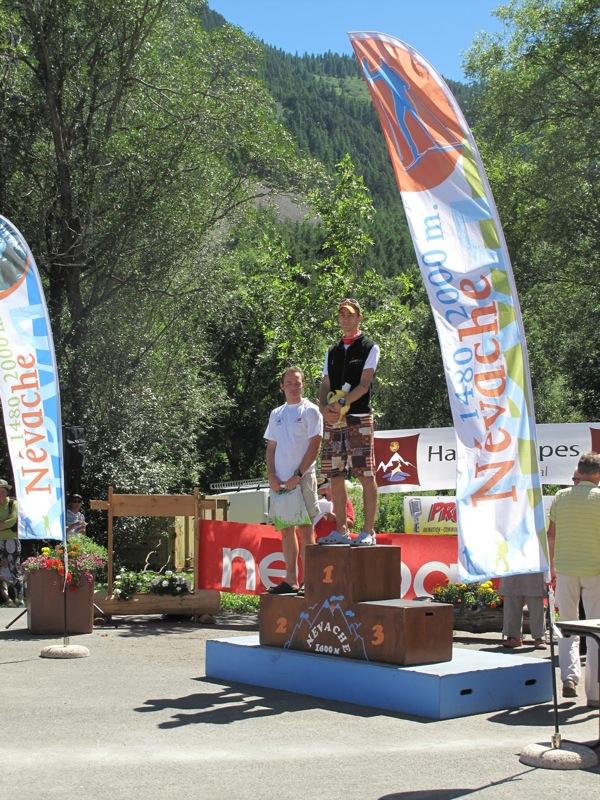 podium senior