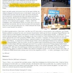article Endurance Mag RBMA 2012