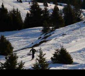Entrainement Ski de Fond col du Barioz