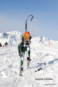 Ski Alpinisme Salomé Candela