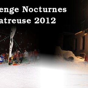 Nocturnes Ski de Fond 2012 [chartreuse]