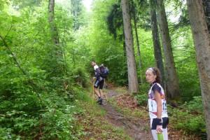 mini trail en A/R