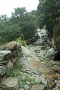 descente pierres