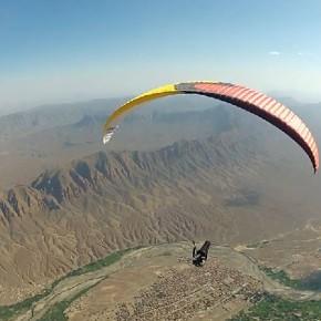 Vidéo : Vol bivouac au Maroc.