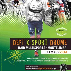 X sport Drome : Les pronos de la manche Dromoise du Challenge National