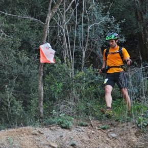 Benoit, fin du premier trail