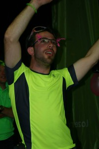 Nico, notre 3ème équipier, assistant de choc !