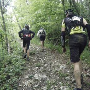 trail pentu