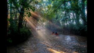 Magnifique canoë © lavoixdunord.fr
