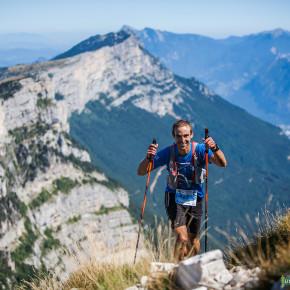 Ptit Ben sur le massif du Vercors, © Nacho Grez