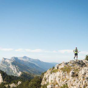 Ultra-trail du Vercors 2018 en relais